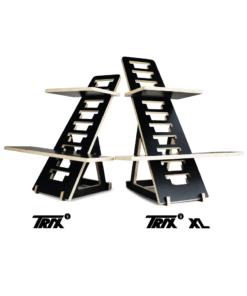 Zit Sta verhoger T-RIX XL voor lange mensen