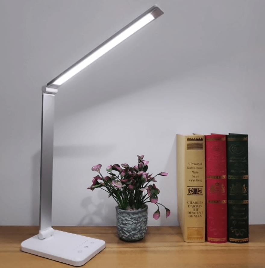 thuiswerk bureaulamp