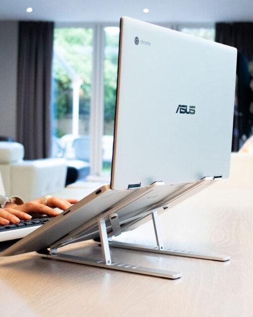 laptop standaard aluminium 10