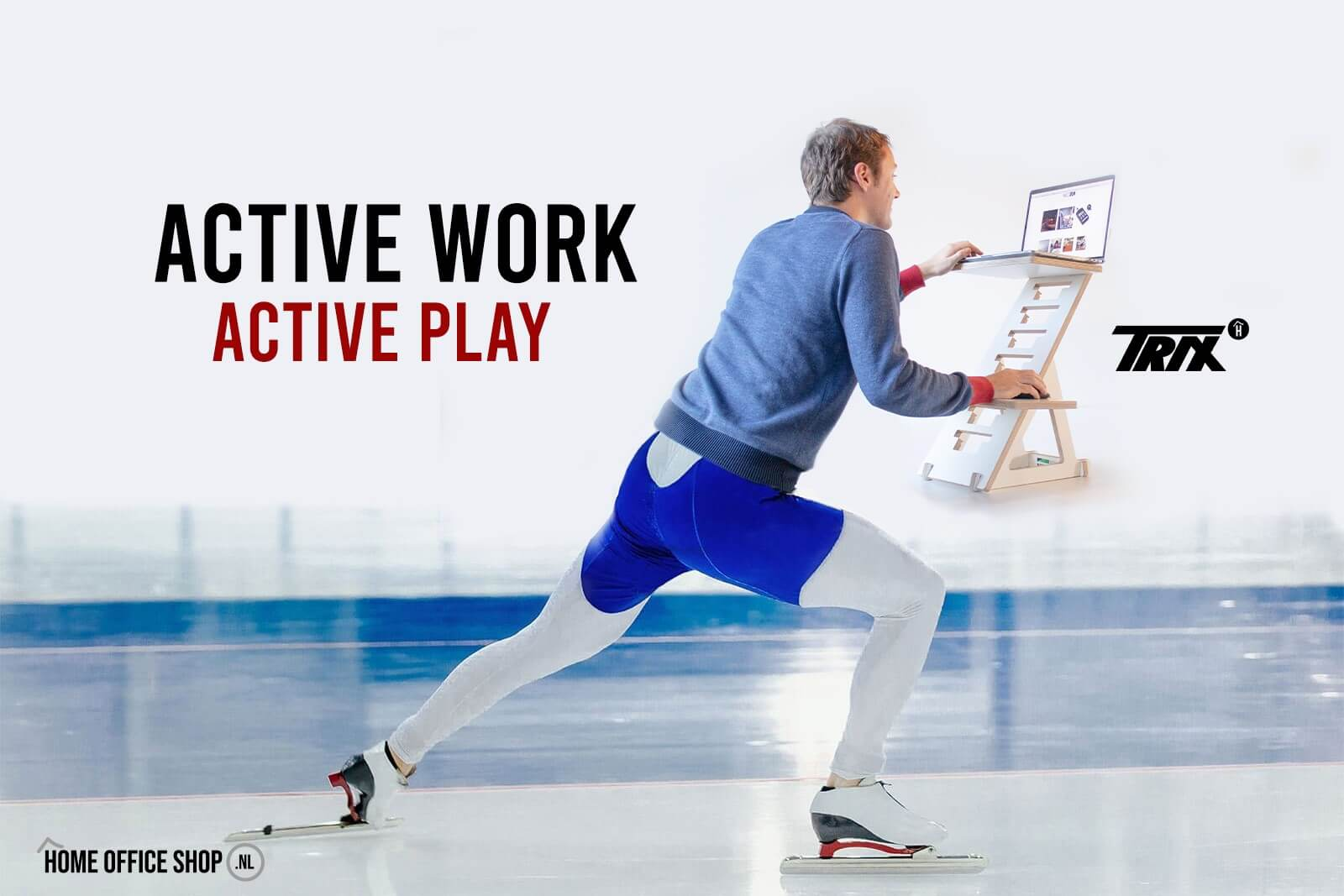 active work, active play today