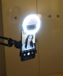 Led Selfie ring